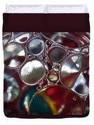 Bubbles IIi Duvet Cover
