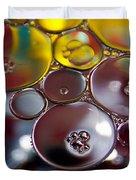 Bubbles Iv Duvet Cover