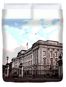 Buckingham Palace Duvet Cover