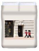 Buckingham Palace Guards Duvet Cover