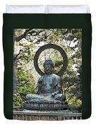 Buddah Duvet Cover