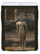 Buddha At Sukhothai 3 Duvet Cover