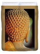 Buddha Detail 2 Duvet Cover