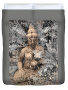 Buddha Nature Duvet Cover