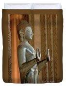 Buddha Vientienne Laos Duvet Cover