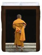 Buddhist Monk 1 Duvet Cover