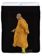 Buddhist Monk 3 Duvet Cover