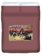 Buffalo Bills Show Duvet Cover