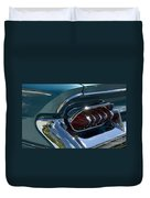 Buick Electra Tail Light Assembly Duvet Cover
