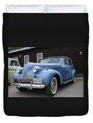 Buick Duvet Cover