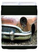 Buick Duvet Cover by Steve McKinzie