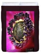Bulb Flower Duvet Cover