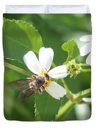 Bumble Bee 1 Duvet Cover