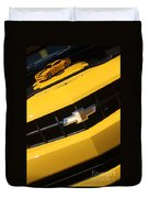 Bumble Bee Grill-7921 Duvet Cover