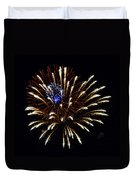Bursting Out With Color Duvet Cover by Sandi OReilly