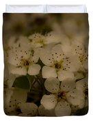 Bushel Of Flowers Duvet Cover