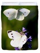 Butterfly - Visiting Duvet Cover