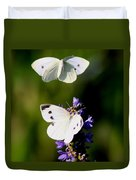 Butterfly - Visiting Duvet Cover