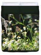 Butterfly 17 Duvet Cover