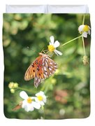 Butterfly 46 Duvet Cover