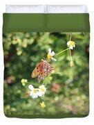 Butterfly 46 Duvet Cover
