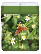 Butterfly 48 Duvet Cover