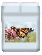 Butterfly Beauty - Monarch IIi Duvet Cover