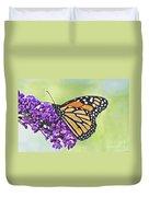Butterfly Beauty-monarch Duvet Cover