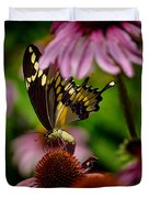 Butterfly Heaven Duvet Cover