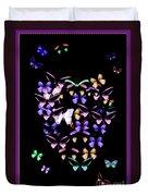 Butterfly Love Duvet Cover