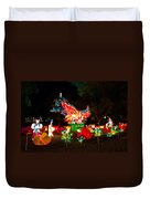 Butterfly Lovers Duvet Cover by Semmick Photo