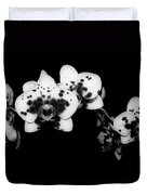 Butterfly Orchid In The Shadows Duvet Cover