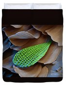 Butterfly Wing Scale Sem Duvet Cover