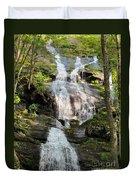 Buttermilk Falls Nj Duvet Cover