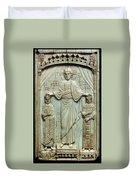 Byzantine Art Duvet Cover