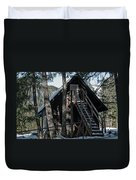 Cabin Get Away Duvet Cover