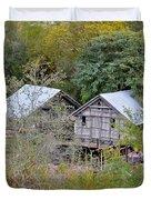 Cabins Duvet Cover