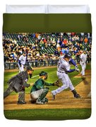 Cabrera Grand Slam Duvet Cover