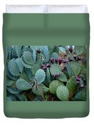 Cactus Plants Duvet Cover