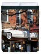 Cadillac Lounge Duvet Cover