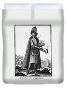 Cafe Owner, C1690 Duvet Cover