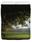 Cahir Castle Cahir, County Tipperary Duvet Cover