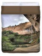 Calf Creek Demon Duvet Cover
