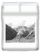 Calico Basin Duvet Cover