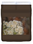 California Snow 2 Duvet Cover