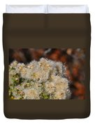 California Snow Duvet Cover
