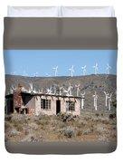 California Wind Duvet Cover