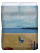 Californian Beach Duvet Cover