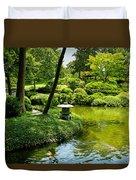 Calming Waters Duvet Cover