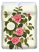 Camellia Duvet Cover by English School